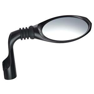 Blackburn Bicycle Front Reflector Road Mirror Oval Design Black
