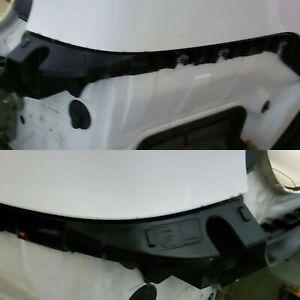 09 Subaru TRIBECA rear Bumper Bracket Mounts Brace