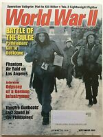 BATTLE OF THE BULGE Sept. 2003 WORLD WAR II Magazine OPERATION VALKYRIE
