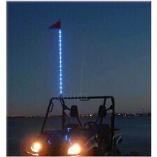 6 feet Whip LED Light Beach Blue Boat Motor Offroad SUV ATV Antenna Sand Red RAY