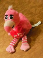 "Gemmy Animated Musical Valentine's Day Pink Flamingo ""I Will Always Love You"""