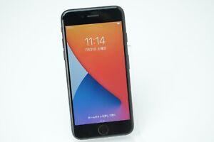 SIM FREE iPhone7 32G Jet black sim unlocked shipping from Japan No.759
