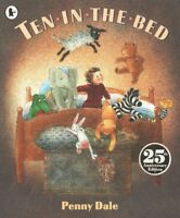 Ten in the Bed, Paperback by Dale, Penny; Dale, Penny (ILT), Brand New, Free ...