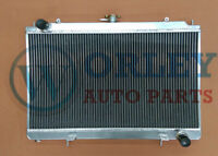 QLD GPI 3 Rows Radiator For NISSAN SILVIA S14 S15 SR20DET 240SX 200SX 1994-2002
