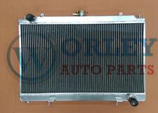 ALUMINUM RADIATOR FOR NISSAN SILVIA S14 S15 SR20DET 240SX 200SX 3 ROW 52MM