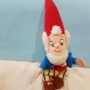 NEW BIG EARS Soft plush new from Noddy Enid Blyton toy . rare