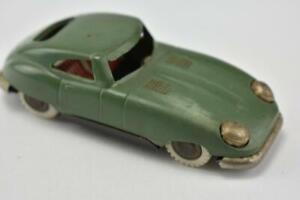 Vintage Japanese toy Jaguar Car