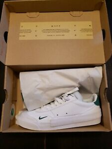 Nike Drop-Type PRM / Youth /  Size 5.5Y / CQ4383-102 / white/evergreen