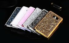 Diamant Paillettes Bling Strass Coque Rigide Pour Tous Téléphones Portables