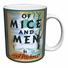 John Steinbeck of Mice and Men Book Lover's Mug NEW