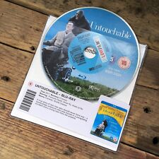 Untouchable (Blu-Ray 2011) True Story Comedy, World Cinema - DISC ONLY