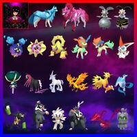 Un-Obtainable Shiny Locked Legendaries   Pokémon Sword and Shield