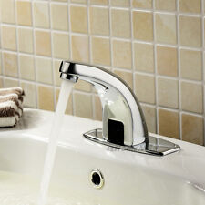 Modern Automatic Hands Touch Free Sensor Control Bathroom Basin Sink Water Tap