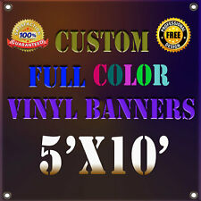 PVC Banners Outdoor Vinyl Banner Printing Heavy Duty Advertising Sign 540gsm