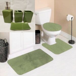 Sage Green Bath Rugs For Ebay