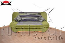 NEW SETTEE Sofa Bed COUCH COCO with storage BONELL SPRINGS polskie wersalki