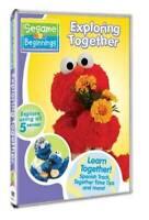 Sesame Beginnings: Exploring Together - DVD - VERY GOOD