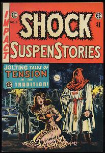 EC Horror Comics Shock SuspenStories No.6  1974 Wally Wood Ghastly Ingels