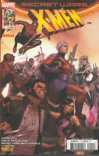 SECRET WARS X-MEN N° 1 Marvel France Panini comics