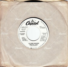 Flash Kahan Special Girl White Label Promo Copy 45-rpm Record