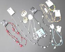 Lot de 30 bijoux fantaisie