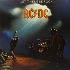 AC/DC LET THERE BE ROCK VINILE LP 180 GRAMMI NUOVO !!!