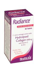 Health Aid Radiance (colágeno hidrolizado 1000mg CON VIT C) < br > 60 comprimidos