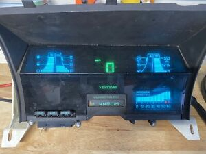 1989-94 CHEVY S10 BLAZER GMC JIMMY DIGITAL DASH GAUGE CLUSTER INSTRUMENT PANEL