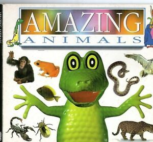AMAZING ANIMALS | Good condition | Win 95, 98 XP ( 7 8 10 see listing )