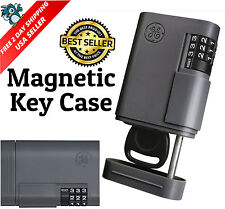 Key Magnetic Hide A Key Holder Locker Hider Key Box For Car Security NEW