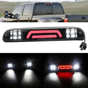 LED Third 3rd Brake Light Black For 99-16 Ford F250 F350 Super Duty Cargo USA
