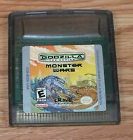 Godzilla: The Series - Monster Wars (Nintendo Game Boy Color) *CARTRIDGE ONLY*