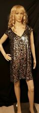 NWT Sequin Dress Party, Club by French Connection Size 8