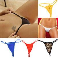 304c1582a14c Women Thongs Girls Underwear Panties Lingerie Knickers G-string New Ladies h