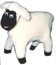 Tiny the Lamb Moving Mouth Ventriloquist Puppet-Easter ministry, Farm Animal
