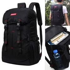 Waterproof Men Backpack Business Computer Bag  Laptop School Rucksack Shockproof