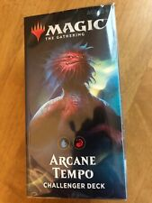 MTG 2019 Challenger Deck - Arcane Tempo - Factory Sealed! Ships Free!!! ~Grime~