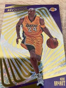 2015-16 Panini Revolution Kobe Bryant Holo LAKERS Card #38🏀⭐