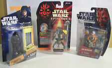 Star Wars Figure Luke Skywalker DestroyerDroid And Death Star Trooper