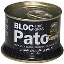 2 x FOIE GRAS BLOC de CANARD -  130 gr