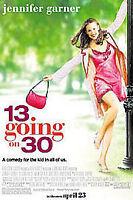 13 Going On 30 [DVD], Very Good DVD, Samuel Ball, Mark Ruffalo, Judy Greer, Andy