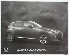 V06593 MAZDA CX-3 GINZA