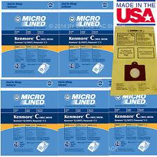 50 Sears Kenmore Vacuum Cleaner Bags 5055 50557 50558 DVC