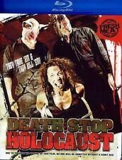 Death Stop Holocaust (Blu-ray Disc, 2012)