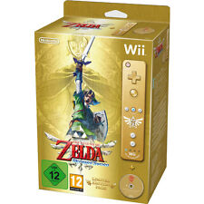 The Legend of Zelda: Skyward Sword Limited Edition Gold Remote – Wii - NEW!!!