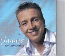 Jannes-Een zomerdag cd single