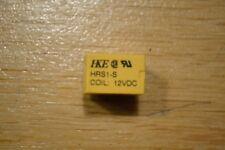 HKE HRS1-S Coil 12VDC (2x)