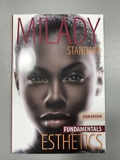 Fundamentals Esthetics by Milady (2012-Revised edition) Exam Review book