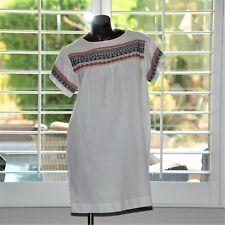 Bonpoint Womens Fajita Embroidered Dress Medium Nwt $475.00