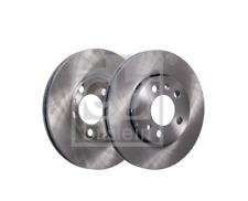 2x Bremsscheibe für Bremsanlage Vorderachse FEBI BILSTEIN 14404